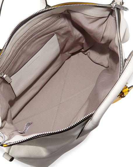 b0f247073e12 MARC by Marc Jacobs Legend Medium Zip Satchel Bag