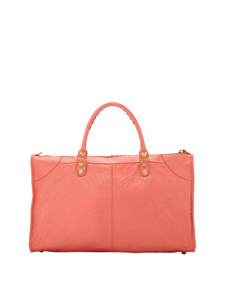 Giant 12 Golden Work Bag, Rose Azalee