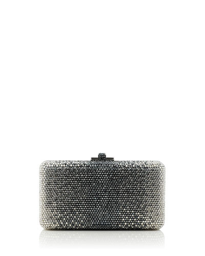 Judith Leiber Couture Airstream Large Ombre Clutch Bag,