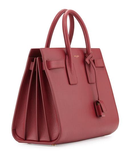 Sac de Jour Small Tote Bag, Carmen Cherry