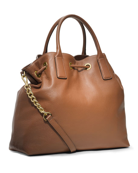 Camden Large Drawstring Satchel Bag, Luggage