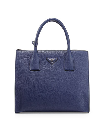 Daino Tote Bag, Navy (Inchiostro)