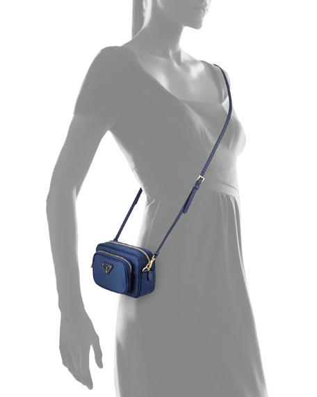 852a3dfc585 Tessuto Small Pocket Crossbody Bag, Royal Blue (Royal)