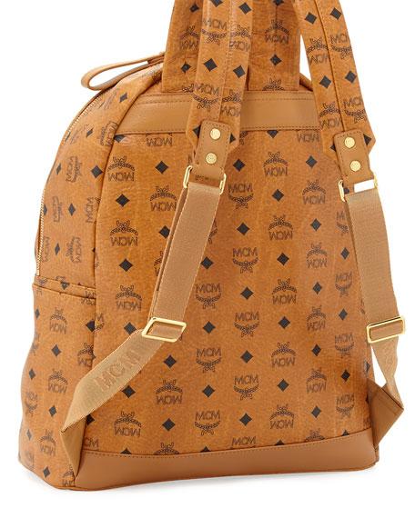 Sprinkle Logo-Print Backpack, Cognac