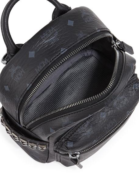 Stark X-Mini Side Stud Backpack, Black