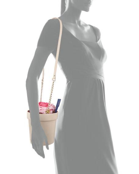 kate spade new york spring forward flowerpot crossbody bag
