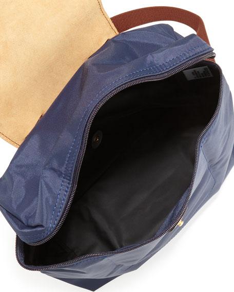 Le Pliage Nylon Backpack, Navy