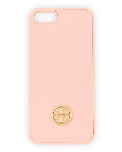 Robinson Logo iPhone Case, Rose Sachet