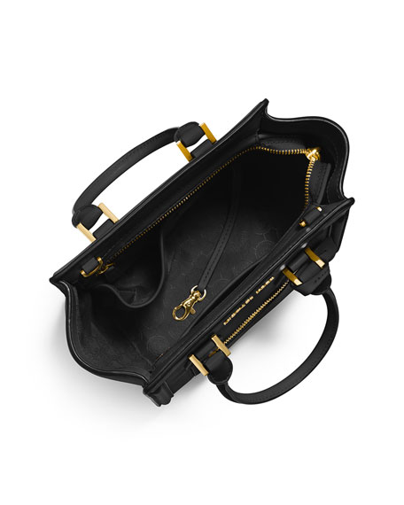 Colette Medium Messenger Bag, Black