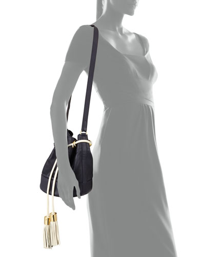 Nellie Small Leather Crossbody Bag