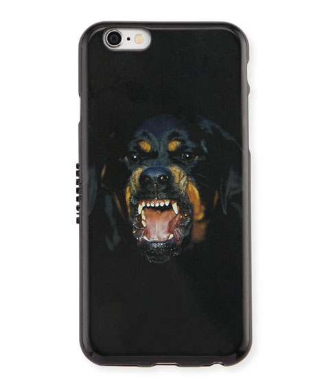 Givenchy Rottweiler Iphone 174 6 Case Black Multi Neiman