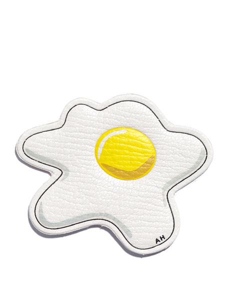 Anya Hindmarch Egg Leather Sticker for Handbag