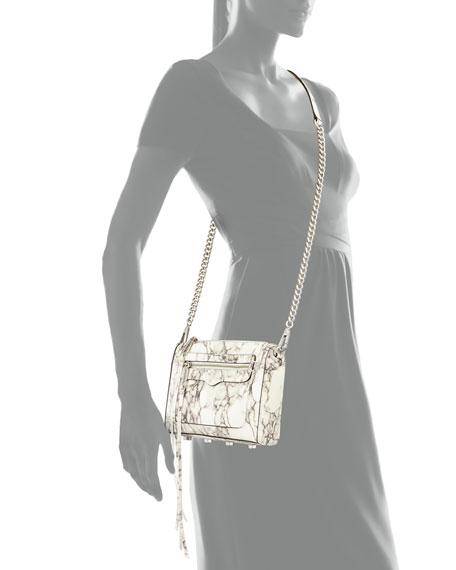 Avery Marble Print Crossbody Bag, Multi