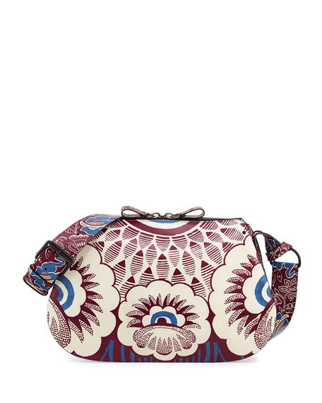 Printed Hobo Bag