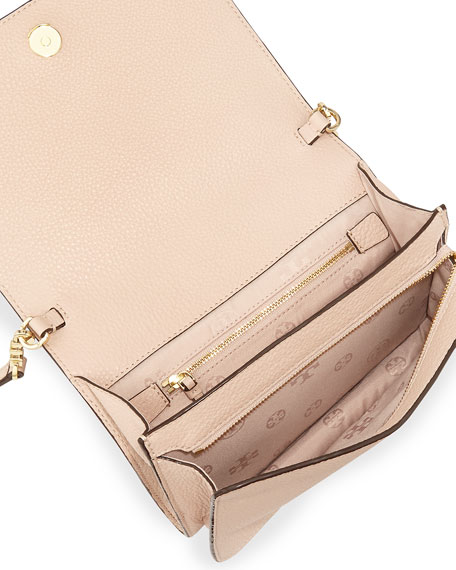 All-T Combo Crossbody Bag, Light Oak