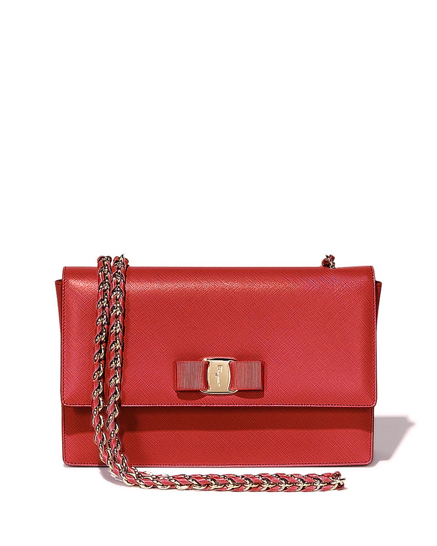 Salvatore Ferragamo Ginny Vara Medium Crossbody Bag c3b82829e54f9