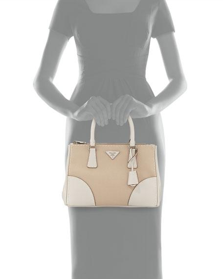 City Stitch Tote Bag, White (Corda+Gesso)