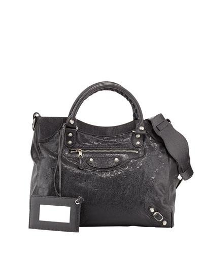 Giant 12 Nickel City Velo Bag, Dark Gray