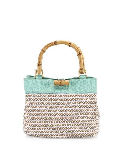 Lil Lu Squishee Tote Bag, Bermude
