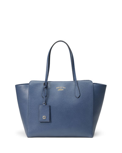 Swing Medium Tote Bag, Blue