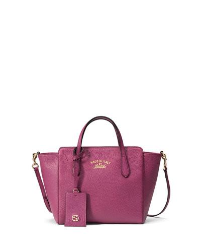 Swing Mini Crossbody Tote Bag, Pink