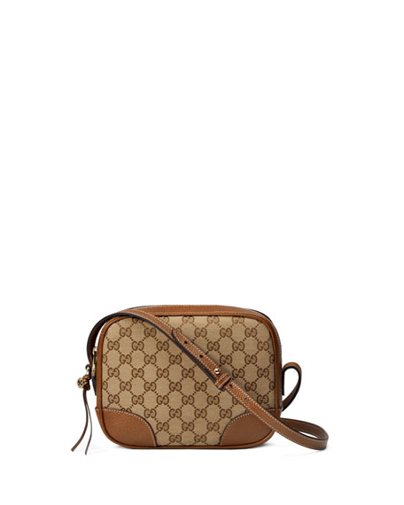 Gucci Bree Original GG Canvas Disco Bag, Beige
