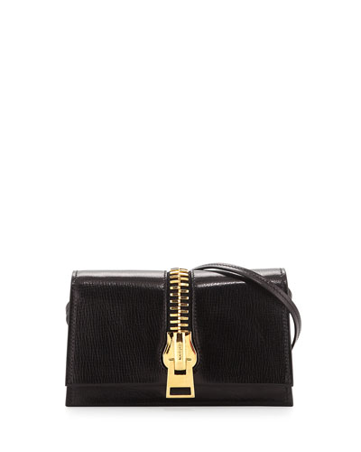 Sedgwick Zip Crossbody Bag, Black