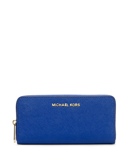 101be516cf53 Michael Kors Wallet Electric Blue | Stanford Center for Opportunity ...