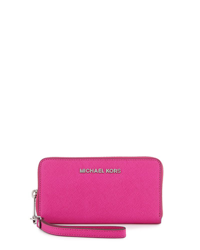 Jet Set Large Multifunction Wallet,