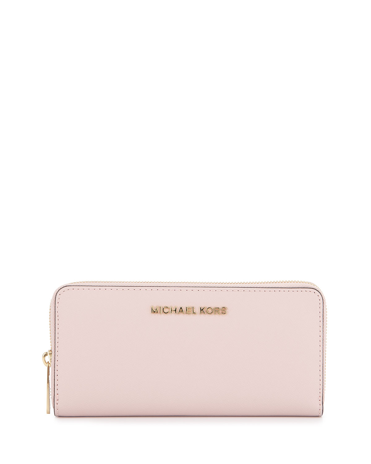 ab996bfebed2 MICHAEL Michael Kors Jet Set Continental Leather Wallet