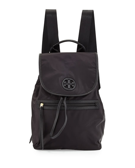 Slouchy Nylon Backpack