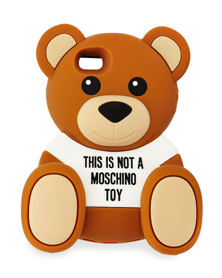 Teddy Bear Cam iPhone 5 Case