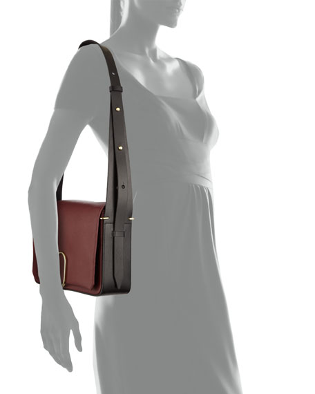 Alix Flap Shoulder Bag