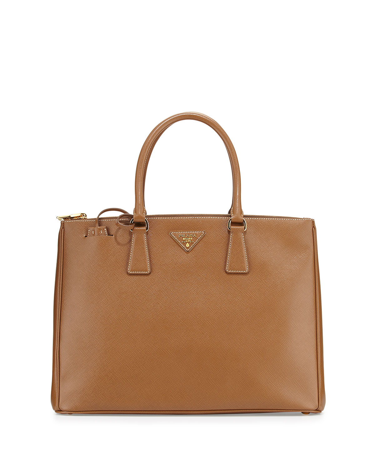 6de62ef709dc Prada Saffiano Lux Executive Tote Bag