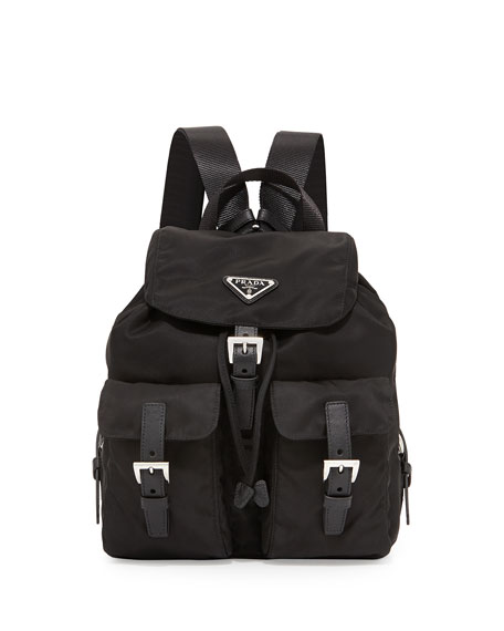 prada medium vela backpack