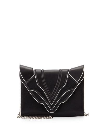 Felina Mignon Sensua Shoulder Bag, Black