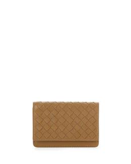 5/6 Flip Credit Card Case, Camel