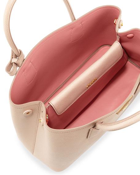 b6c5df1a857b low price prada double bag pink df950 5a295