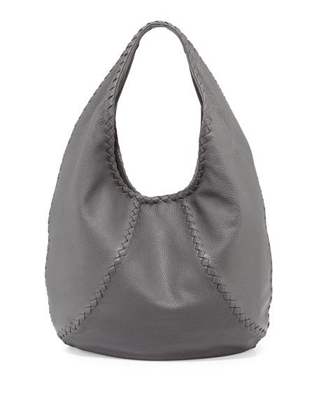 Bottega Veneta Cervo Large Hobo Bag, New Light