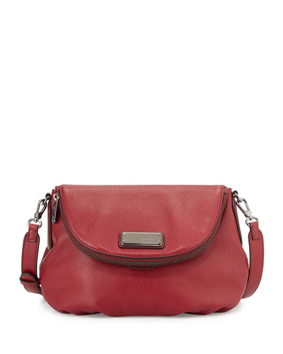 New Q Natasha Crossbody Bag, Red Canyon