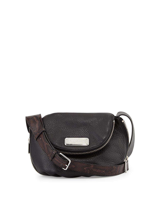 775b1e481e2f MARC by Marc Jacobs New Q Zipper Mini Natasha Bag