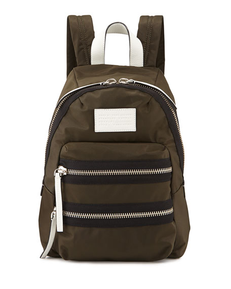Domo Arigato Mini Packrat Backpack, Spanish Moss