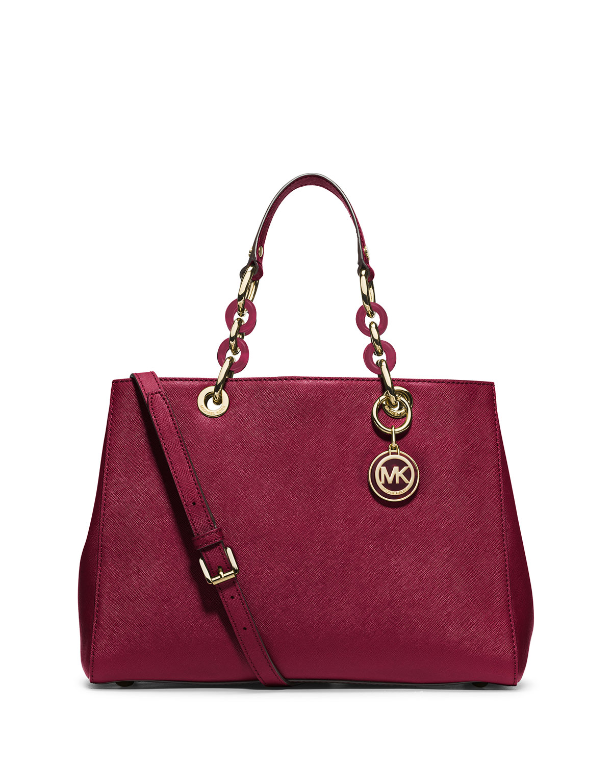 0c41884aa2d19 MICHAEL Michael Kors Hamilton Medium Satchel Bag