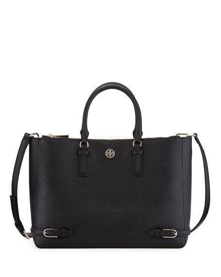 Robinson Multifunction Tote Bag, Black
