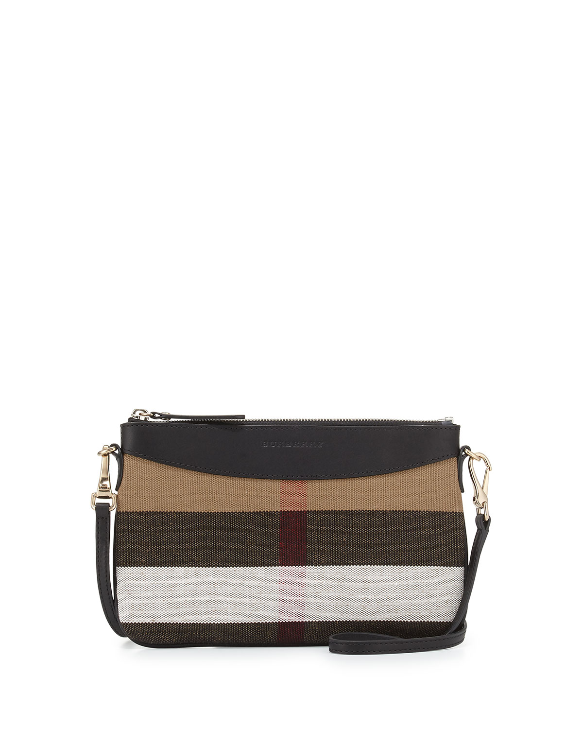 38d87662c1 Burberry Peyton House Check Crossbody Bag