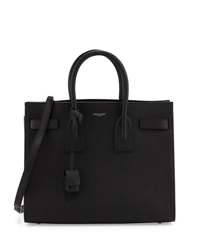Sac de Jour Small Carryall Bag, Black (Noir)