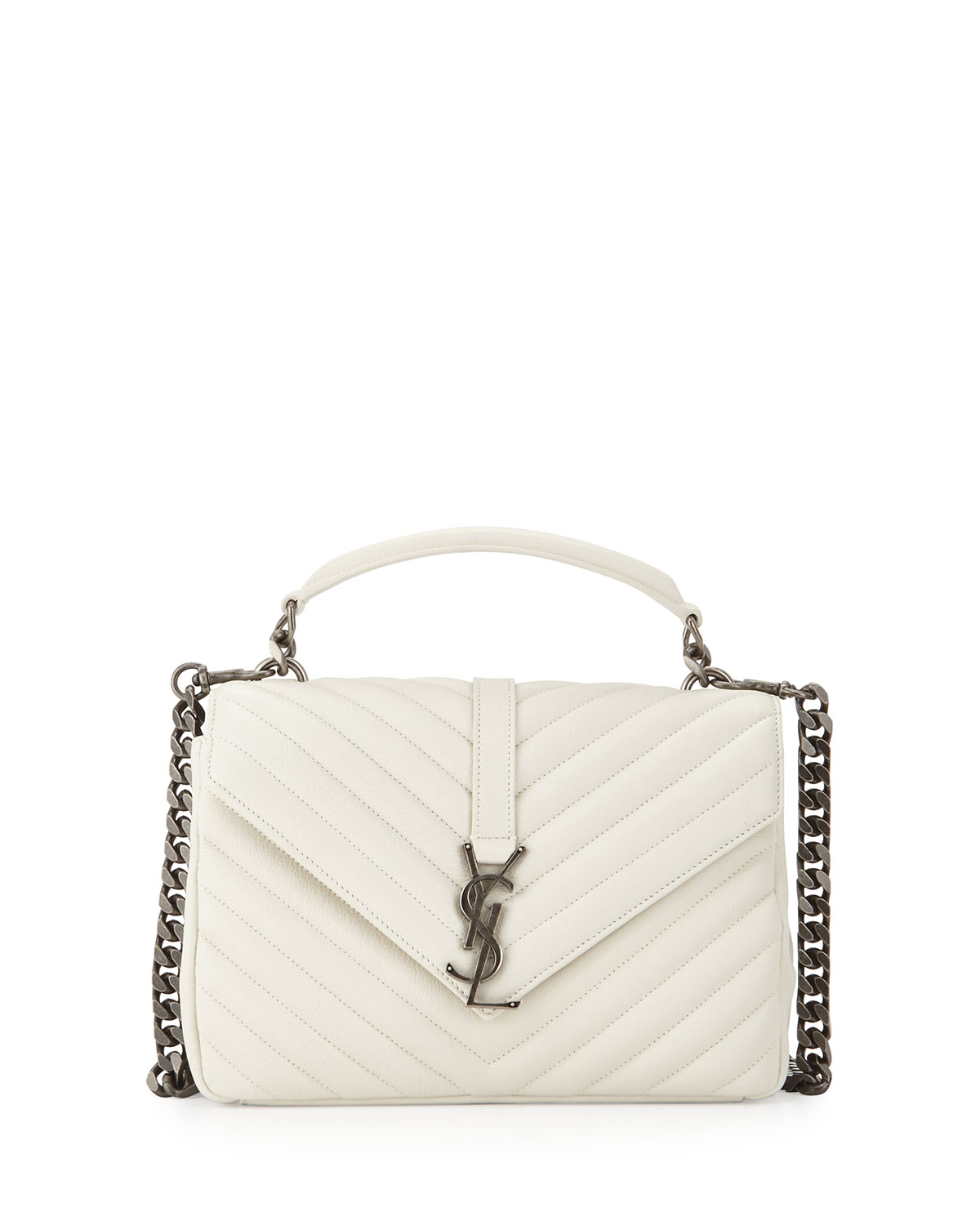 8d679b938c Saint Laurent Monogram College Medium Shoulder Bag
