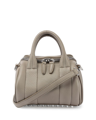 Rockie Mini Duffel Bag,  Oyster