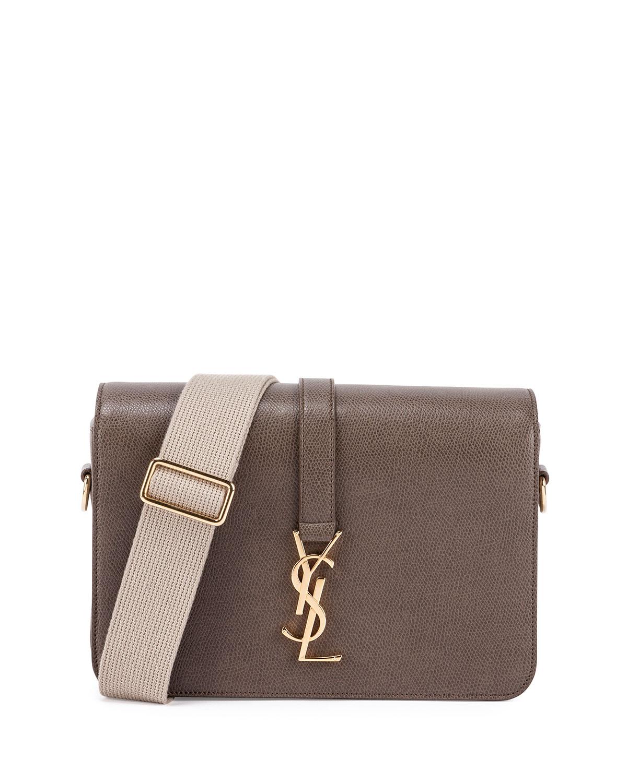 74d88ebbe9e4 Saint Laurent Universite Leather Shoulder Bag