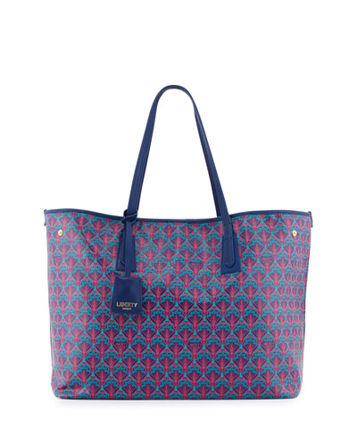 Marlborough Tote Bag, Navy